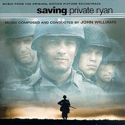 John Williams - Saving Private Ryan (Original Soundtrack) [New CD]