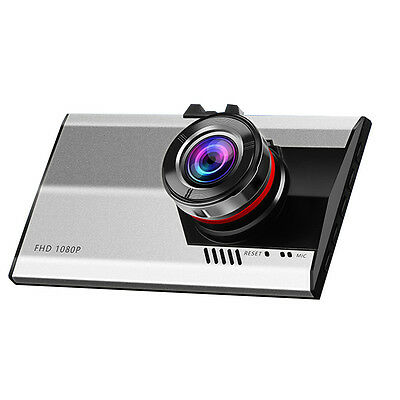 "3"" Full HD 1080P Car DVR Dash Camera Night Vision Vehicle Video Cam Recorder New"
