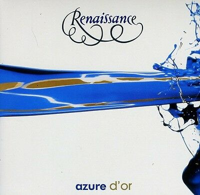 Renaissance - Azure D or [New CD] Germany - Import