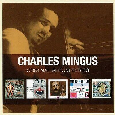 Charles Mingus - Original Album Series [New CD] Holland - Import
