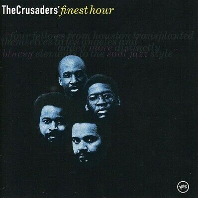 The Crusaders - Crusaders Finest Hour [New CD]