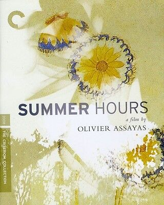 Summer Hours [Criterion Collectio (2010, Blu-ray New) BLU-RAY/WS/FRA LNG/ENG SUB