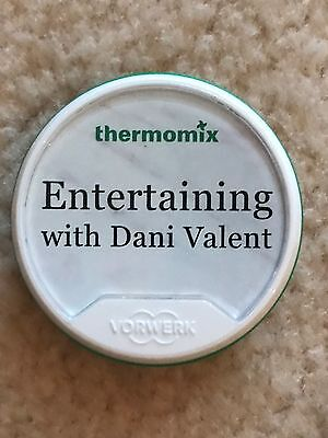 Thermomix Entertaining with Dani Valent Cooking Chip TM31 / TM5