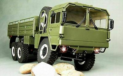 CROSS-RC Trial Truck KIT MC6 6x6, NEU, OVP