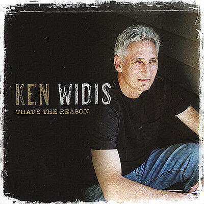 Ken Widis - That's the Reason [New CD]