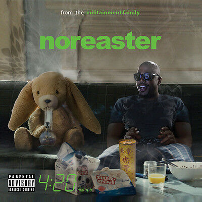 N.O.R.E. - Noreaster [New CD] Explicit