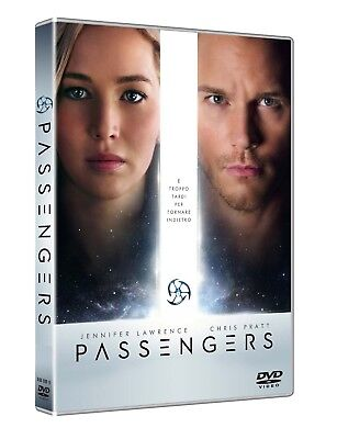Passengers DVD SONY PICTURES