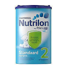 5x Nutrilon 2 standard 100% original Dutch Baby Powder Milk
