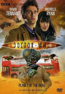 Doctor Who: Planet of the Dead (2009, DVD New)
