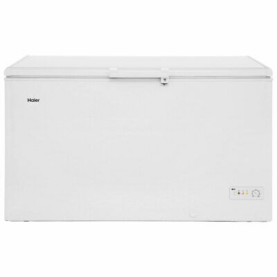 Haier BD-429RAA Free Standing 429 Litres A+ Chest Freezer White - from AO