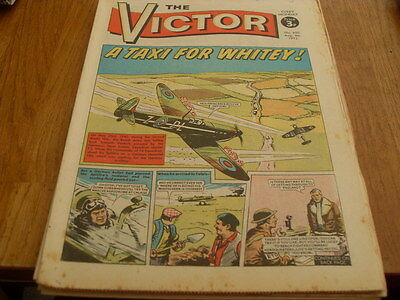 The Victor Comic 2 Issues No's 650/ 651 1973