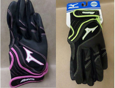 Mizuno Fast Pitch Gloves Womens Jennie Fitch Endorsed Pink Size Small to XL