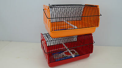 Trixie Bird Carrier Transport Travel Box Case for Birds Hamsters Small Animal