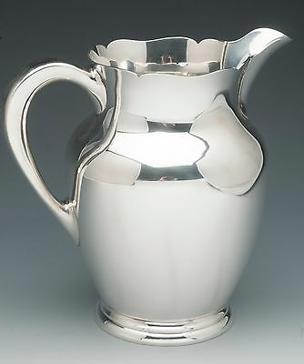 S. Kirk & Son Sterling Silver Water Pitcher