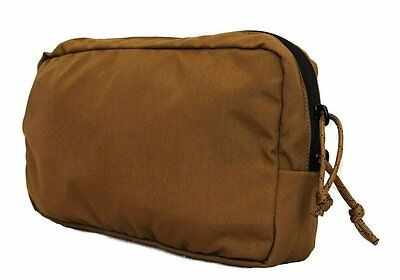 GI USMC FILBE Pack Assault Pouch 8465-01-600-7837 Coyote Utility Pouch