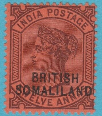 Somaliland Protectorate 15 Mint Hinged Og * No Faults Extra Fine !