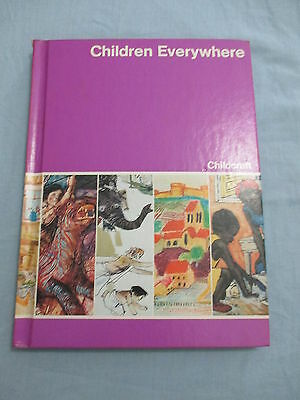 Childcraft How and Why Library Book 3 1980 Children Everywhere Encyclopedia