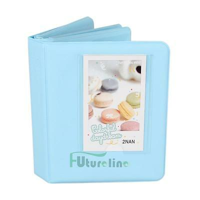 "3"" 64 Pockets Album Photo Case for Fujifilm Instax Mini8 7s 25 50s 90 Polaroid"