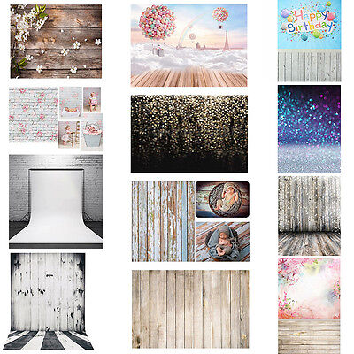 34 Types Toile de Fond Vinyl Backdrop Photographie Photo Studio Murale Decor