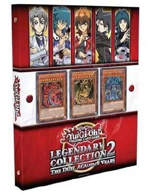 Yu-Gi-Oh GX Legendary Collection 2, Duel Academy Years, Includes 28 Foil Cards