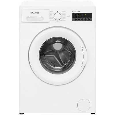 Daewoo DWDFV2221 A+++ 7Kg Washing Machine White New from AO