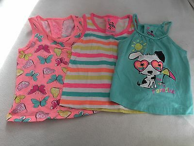 Girls Clothes 18-24 Months- Cute T Shirt Top Bundle Of 3
