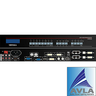 *NEW* VDWall LVP603S series LED VIDEO PROCESSOR