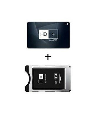 HD+ Module with 12 Months HD Plus smartkarte HD TV Astra CI +