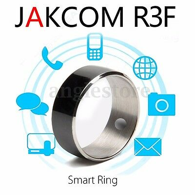 JAKCOM R3F Black Magic Wearable NFC Smart Ring For Android Samsung Mobile Phone