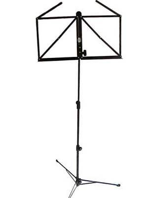 B-Stock SHEET MUSIC STAND foldable carry bag case adjustable orchestral