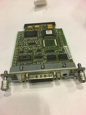 Cisco WIC-1T 1-Port Serial WAN Interface Card Module
