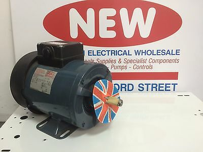 Brook Crompton 370 Watts (1/2Hp) 3 Phase Made In Doncaster England