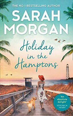 Holiday In The Hamptons by Morgan, Sarah Book The Cheap Fast Free Post