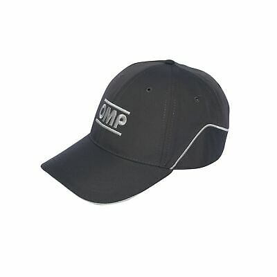 OMP Racing Spirit Cap - grau
