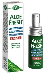 Esi Aloe Fresh Alito Fresco Spray Menta Forte Spray 15 ml