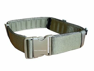 MTP Olive Green PLCE BELT - British Army Military - Adjustable - Medium - NEW