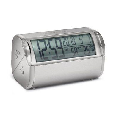 Digital LCD Display Alarm Clock With Snooze Temperature & Backlight
