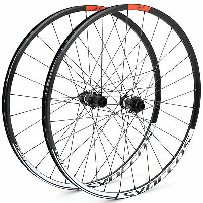 """DT Swiss Syncros XR2.0 27.5"""" Mountain Bike TLR Wheelset // 15x100mm // 12x142mm"""