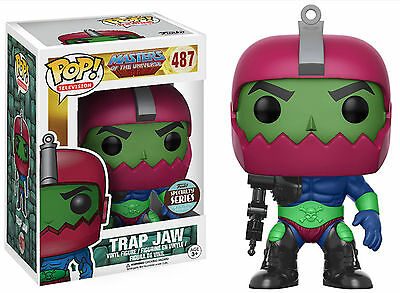 Funko POP! Television ~ TRAP JAW SPECIALTY FIGURE ~ MOTU Masters of the Universe