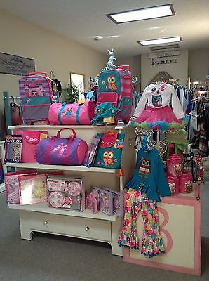 Vera Bradley Display Case, Shelves, Cart, Stand, Retail,