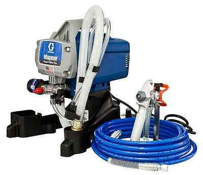 Graco magnum prox7 refurbished electric airless paint for Graco xr5 airless paint sprayer