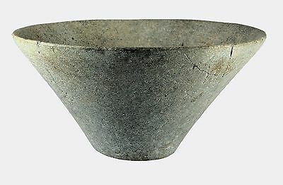 Ancient Stone Conical Bowl - 5,000 Years Old - WITH PROVENANCE