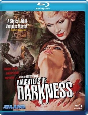 Daughters of Darkness [New Blu-ray] Digital Theater System, Subtitled, Widescr