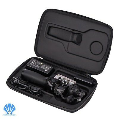Travel Case For DJI Osmo Handheld 4K Camera place for Accessories Hard Carry Bag