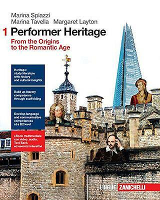 Performer Heritage. From The Origins To The Romantic Age. Con E | 9788808737441