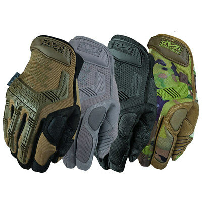 Gants Mechanix M-Pact Intervention Paintball Securite