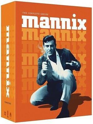 Mannix: The Complete Series [New DVD] Full Frame, Slipsleeve Packaging
