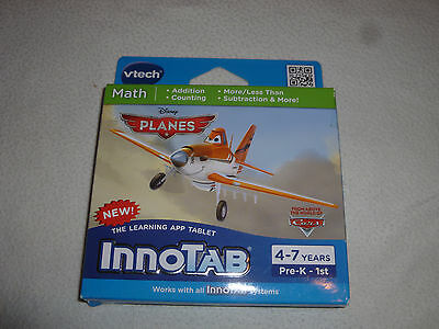 VTECH INNOTAB Tablet Disney Planes Game Brand new in Box