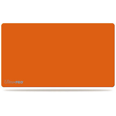 ULTRA PRO - Play Mat - Artists Gallery - Orange NEW * Gaming Accessories