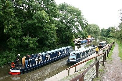 Canal Boat Holiday 6th-13th Aug 2017, up to 6 guests